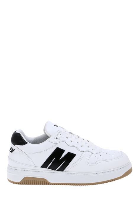 SNEAKERS BIANCA LOGO MSGM MSGM | Sneakers | 2840MS276373399