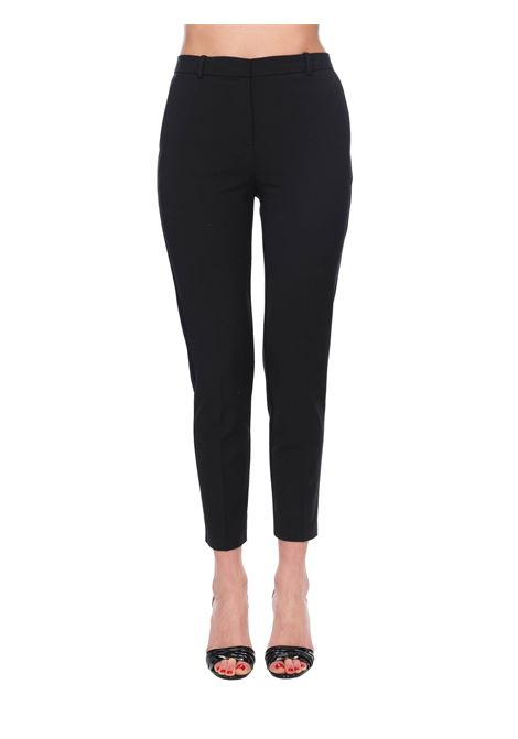 BEAUTIFUL BLACK TROUSERS IN CLOTH POINT PINKO | Pants | BELLO83 1G14TS5872Z99