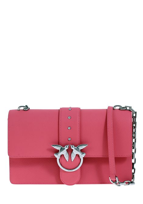 PINK LOVE CLASSIC SIMPLY BAG PINKO | Bags | LOVECLASSICSIMPLY1CL1P21LYY65ZN49
