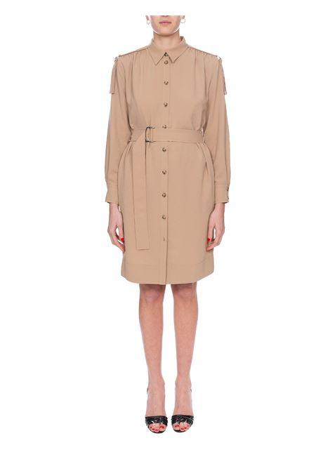 CHEMISIER BEIGE MARAIKO DRESS PINKO | Dress | MARAIKO1B14G88070C98