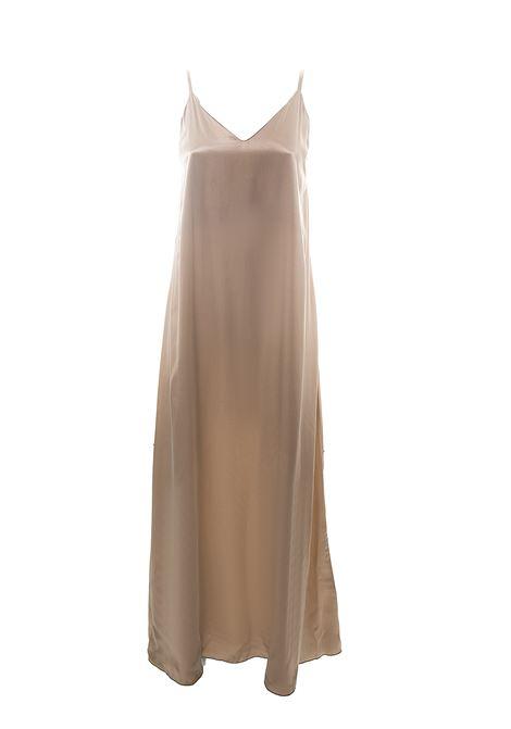 LONG BEIGE DRESS POMANDERE | Dress | 20132012066219