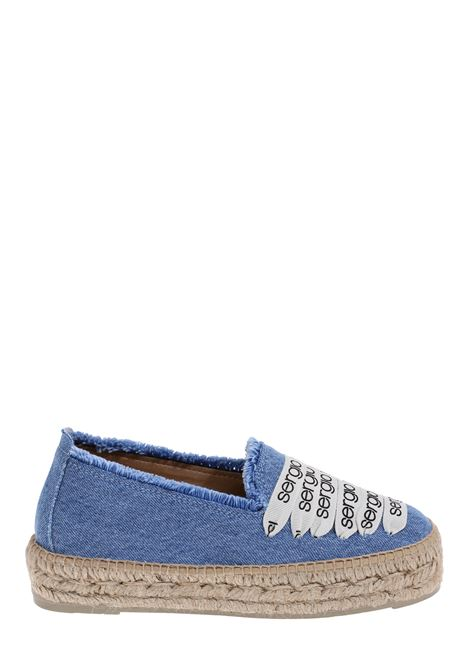 ESPADRILLAS IN DENIM SERGIO ROSSI |  | A84590MFN8644009410BLU