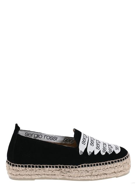 ESPADRILLAS BLACK IN DENIM SERGIO ROSSI |  | A84590MFN9751000410NERO