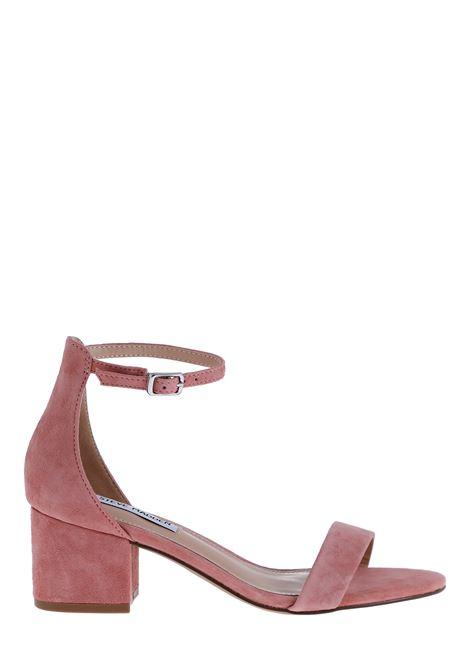 IRENEE PINK SUEDE SANDAL STEVE MADDEN | Sandals | SMSIRENEEPEA