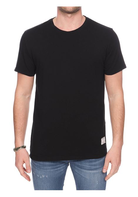 T-SHIRT NERA IN COTONE THE EDITOR | T-shirt | E80600N1100099