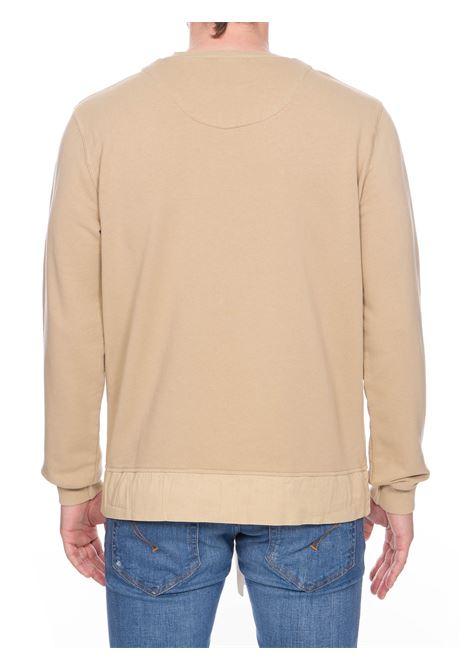 BEIGE COTTON SWEATSHIRT THE EDITOR | Sweatshirts | E806A98T1508123