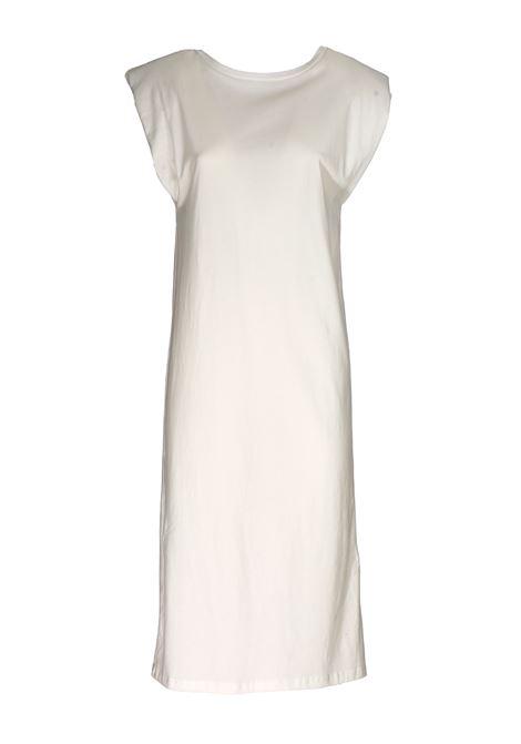 LONG WHITE COTTON DRESS weili zheng | Dress | SWZDL137W01