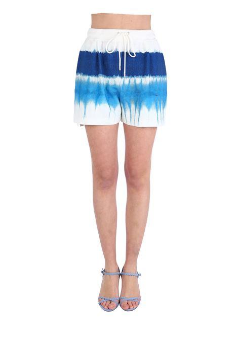 SHORTS TIE DYE I LOVE SUMMER ALBERTA FERRETTI | Shorts | 032601871342