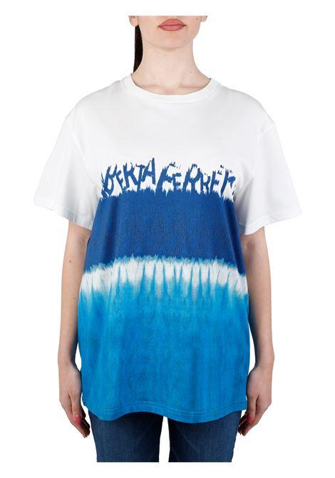 T-SHIRT TIE DYE I LOVE SUMMER ALBERTA FERRETTI | T-shirt | 070301831342