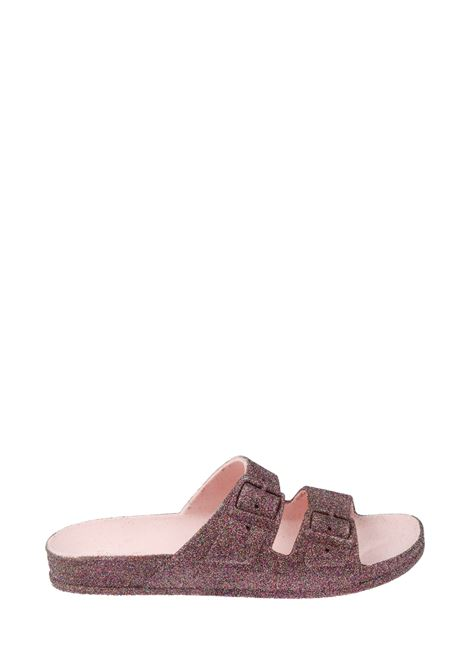 NON-SLIP SCENTED FLAT SANDALS CACATOES | Low sandals | TRANCOSO21S1038086