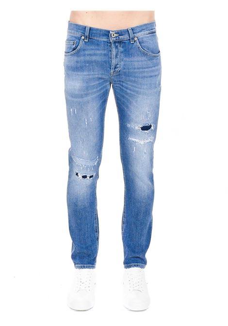 JEANS IN LIGHT DENIM MODEL MIUS SLIM FIT DONDUP | Jeans | UP168DS0229BD1DUS21800