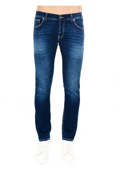 JEANS MIUS IN DENIM DONDUP | Jeans | UP168DSE302ED7DUS21800