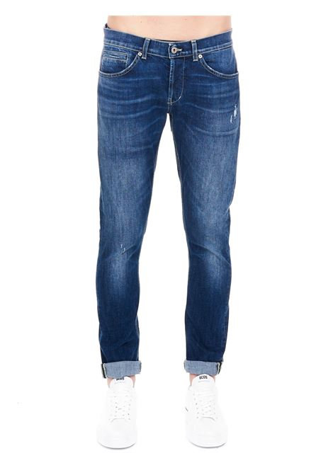 JEANS IN COTONE MODELLO GEORGE SKINNY FIT DONDUP | Jeans | UP232DS0257AY2DUS21800