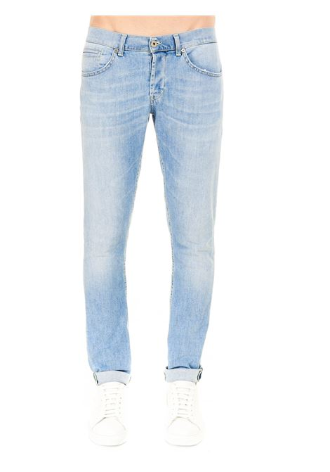 DENIM COTTON JEANS MODEL GEORGE SKINNY FIT DONDUP |  | UP232DS0296BB7DUS21800