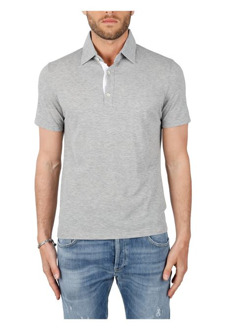 COTTON POLO WITH FRONT LOGO EMBROIDERY SLIM FIT ETRO | Polo shirt | 1Y230/12863