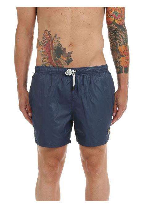 LIGHTWEIGHT FABRIC SEA SHORTS F**k | Swimming suit | F212002BLBLU
