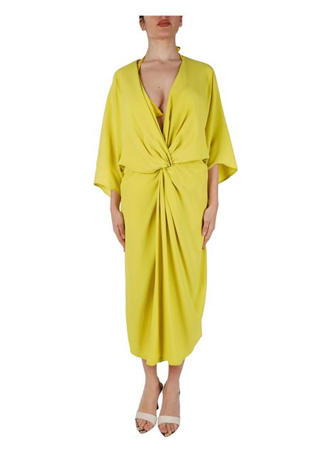 DRESS / SWIMSUIT WITH FRONT CROSSING FISICO |  | FV85COF0024