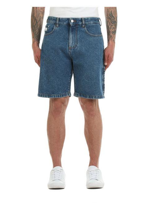 BERMUDA IN DENIM GCDS | Shorts | CC94M03140407