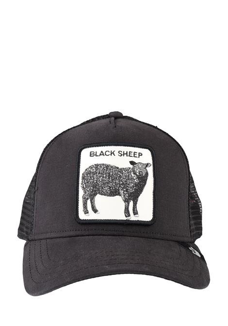 CAPPELLO CON VISIERA NERO BLACK SHEEP GOORIN BROS | Cappelli | PECORA1010221NERO