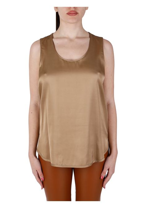 BEIGE TOP WITH FLARED RING ICONA |  | NP5TZ0206026