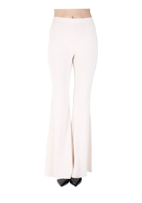 BELL-BOTTOM TROUSERS WITH ELASTIC WAIST KAOS | Trousers | NP1MA0108041