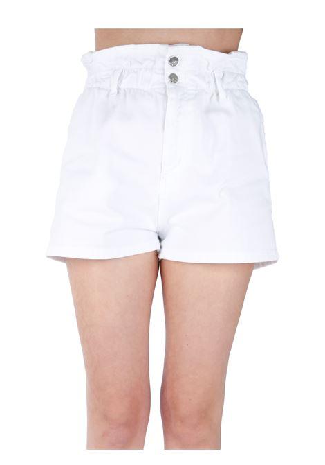 SHORTS BIANCHI IN COTONE KAOS | Shorts | NPJGZ0031019