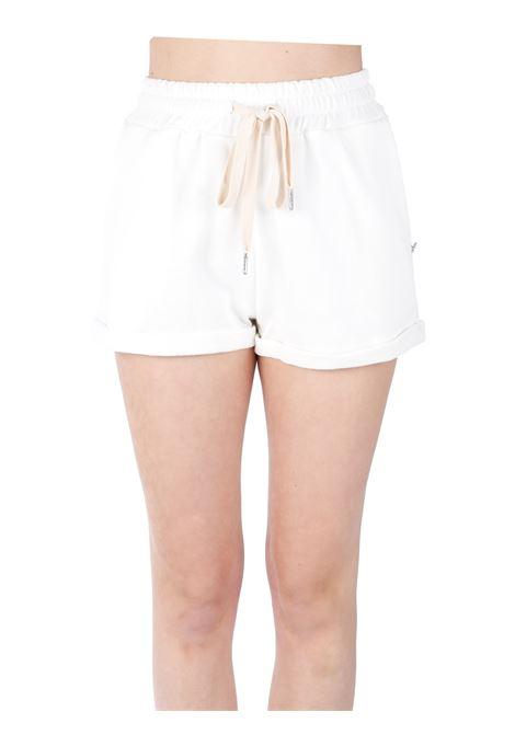 SHORTS BIANCHI IN COTONE KAOS | Shorts | NPSMA0051065