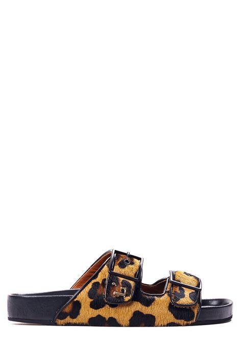 PRINTED HORSE SANDALS L'AUTRE-CHOSE |  | LDL18820GP2104