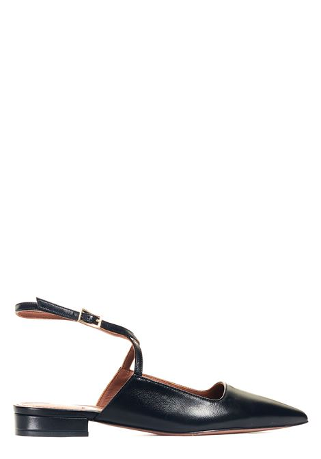 POINTED BLACK PATENT LEATHER BALLERINA L'AUTRE-CHOSE |  | LDN09220CP1001