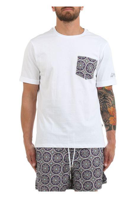LORD PARTENOPEI | T-shirt | T-SHIRT04DUBAIBLUEBIANCO