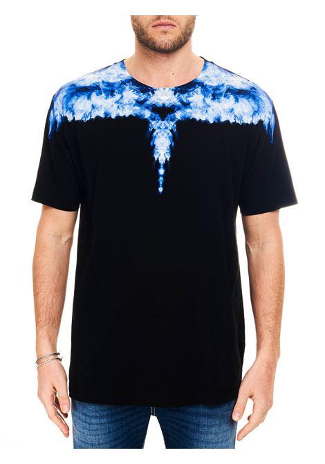 T-SHIRT IN JERSEY DI COTONE MARCELO BURLON | T-shirt | CMAA018R21JER0031042