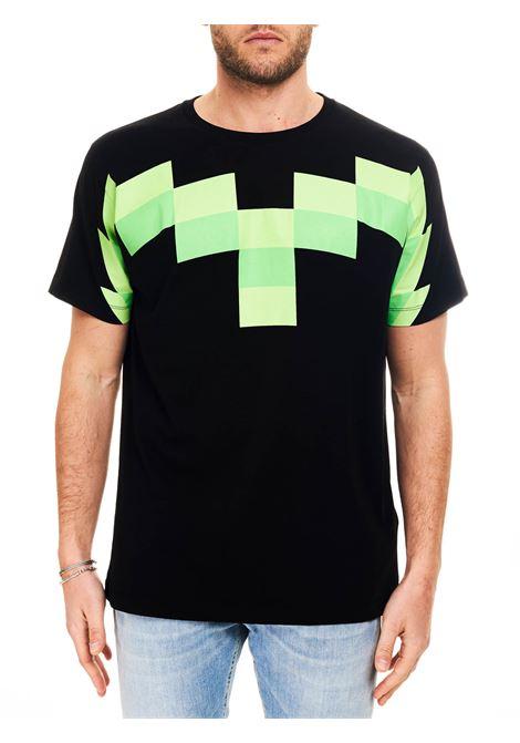 T-SHIRT IN JERSEY DI COTONE MARCELO BURLON | T-shirt | CMAA075R21JER0021050