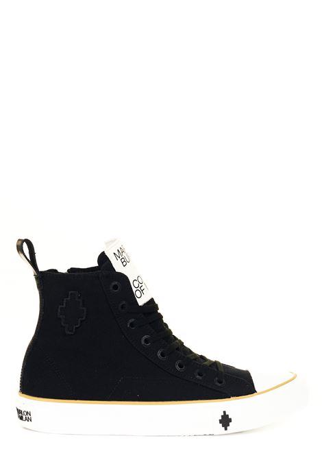 SNEAKERS IN TELA CON LOGO MARCELO BURLON | Sneakers | CMIA085R21FAB0011001