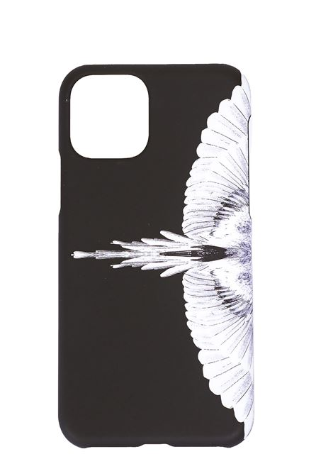 IPHONE 11PRO COVER WITH WINGS PRINT MARCELO BURLON | Case | CMPA015R21PLA0011001