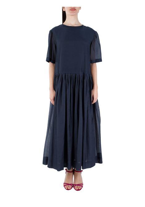 CALDEO LONG DRESS WITH FLARED SKIRT MAX MARA'S |  | 92210312600044