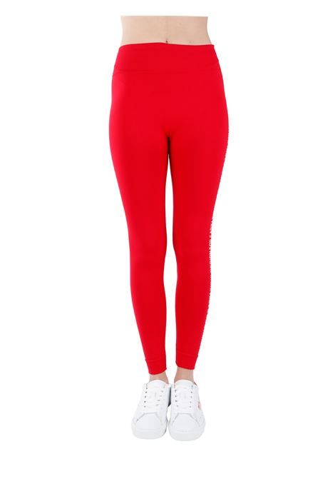 RED EMBROIDERED LEGGINGS MAX MARA'S |  | 98110111600002