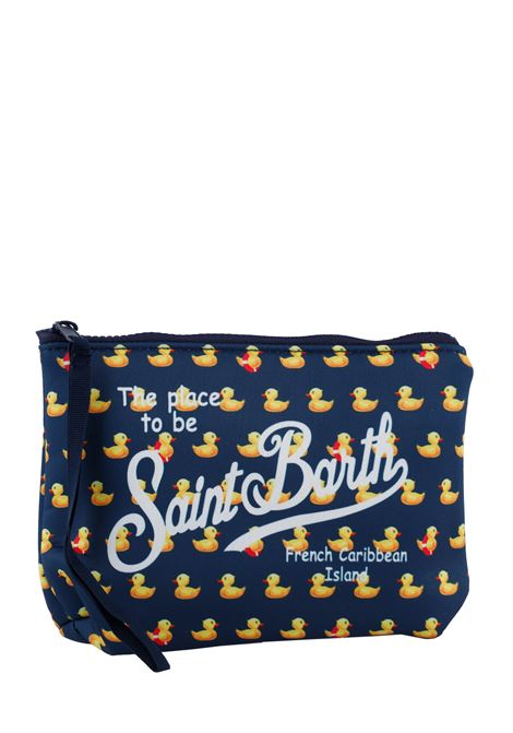 POCHETTE BLU ALINE DUCKY MC2SAINTBARTH | Pochette | ALINEDUCKY61MULTICOLOR