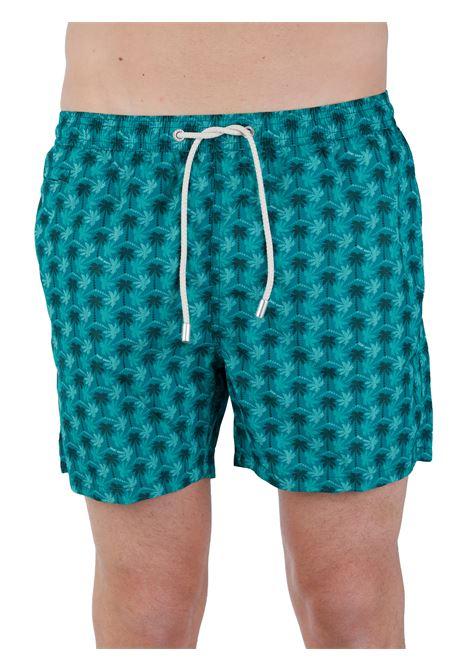 SEA SHORTS FANTASY LIGHTWEIGHT FABRIC MC2SAINTBARTH | Swimming suit | LIGHTINGMICROSBMONO51MULTICOLOR