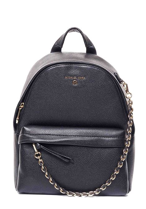 BLACK BACKPACK SLATER MODEL MICHAEL DI MICHAEL KORS |  | 30T0G04B1L001BLACK