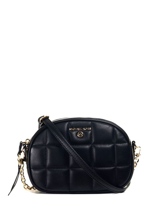 QUILTED BLACK LEATHER BAG MICHAEL DI MICHAEL KORS |  | 32S1GT9C5T001BLACK