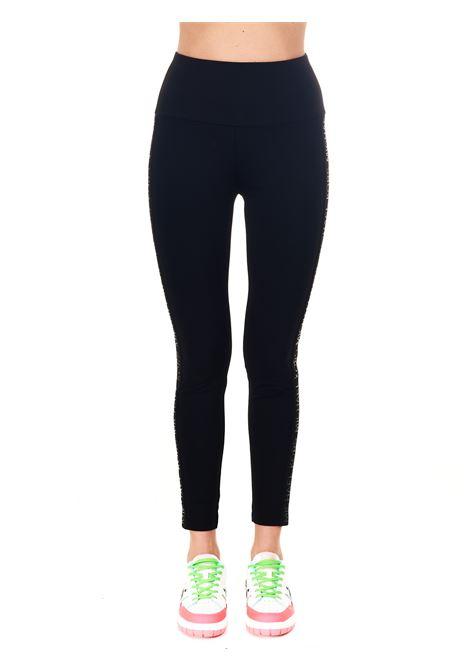 ELASTICIZED BLACK LEGGINGS MICHAEL DI MICHAEL KORS |  | MS1301N1RE001BLACK