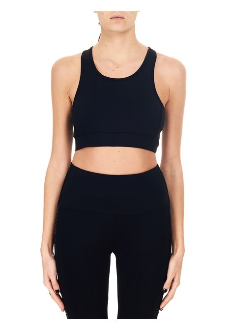 BLACK STRETCH TOP MICHAEL DI MICHAEL KORS |  | MS1502Y1RE001BLACK
