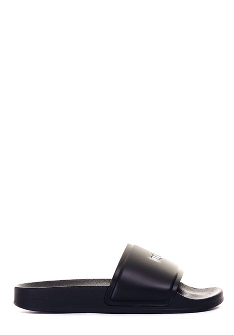 RUBBER SLIPPERS WITH LOGO MSGM |  | 3040MS1520873299