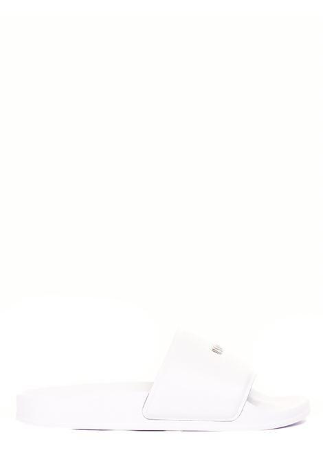 CIABATTA IN GOMMA CON LOGO MSGM | Sandali bassi | 3041MDS1520873201