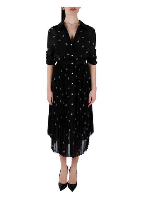NOTO CHEMISIER IN GEORGETTE WITH FLOWER EMBROIDERY PINKO |  | NOTO1G15TGY6X1ZZ2