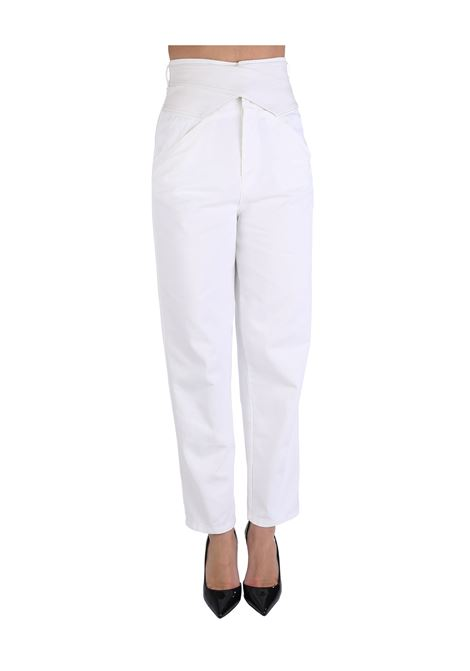 PANTALONI SHELBY 2 FASHION SLIM PINKO | Jeans | SHELBY21J10LRY652Z08