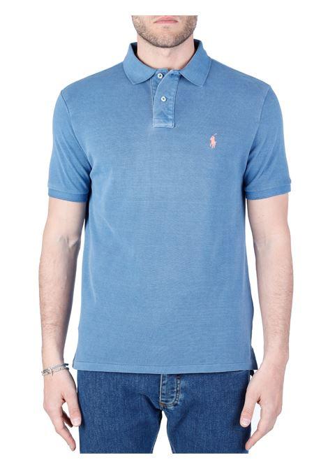 POLO IN PIQUE AVION SLIM FIT POLO RALPH LAUREN   Polo shirt   710814416015