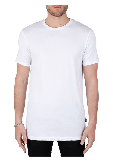 WHITE COTTON T-SHIRT SOLID |  | 21103651790001
