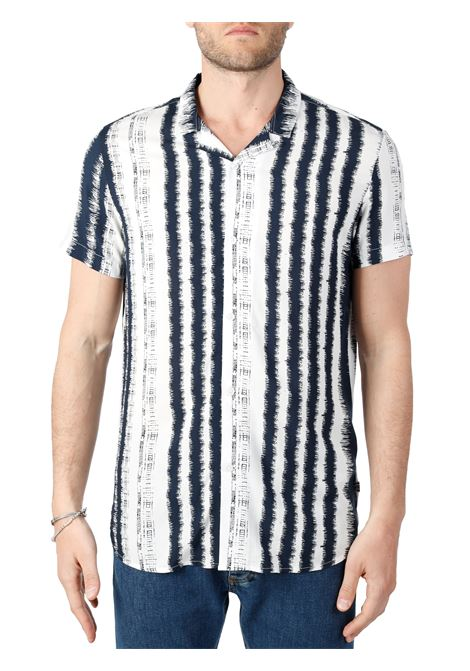 SHIRT WITH ALL OVER PRINT TAILORED |  | 21201926110602