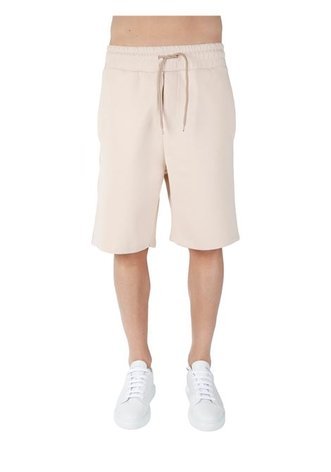 BEIGE BERMUDA WITH ELASTIC WAIST THE FUTURE |  | TF0003BEIGE